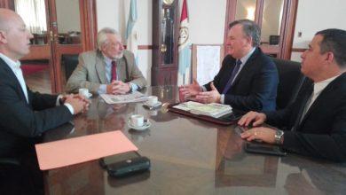 Photo of Fw: Michlig se reunió con el Ministro de Justicia