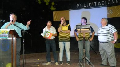 Photo of Fw: Cena de campeones del CCAO de Ceres