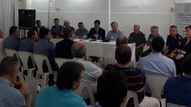Photo of Fw: Reunión en Ceres por temas de Seguridad