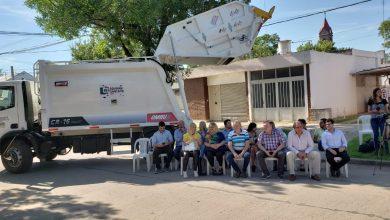 Photo of Fw: Nuevo camión con caja para San Guillermo