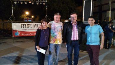 Photo of Fw: Cierre de la temporada de carnavales en Arrufó