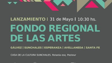 Photo of Fwd: INFORMACIÓN | Lanzamiento del Fondo Regional de las Artes