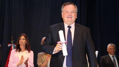 Photo of Fw: Entregaron diplomas a las autoridades electas en la Provincia
