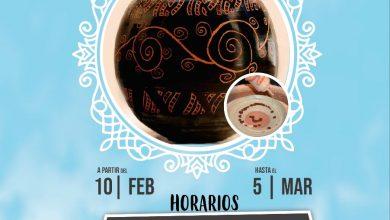 Photo of Fwd: VIVA LICEO   Taller de cerámica sobre Engobe y Óxido
