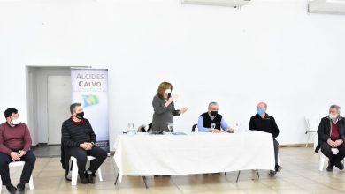 Photo of Fwd: LA MINISTRA SILVINA FRANA VISITÓ EL DEPARTAMENTO CASTELLANOS