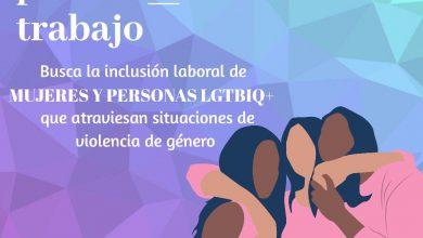 Photo of Fw: LA SUBSECRETARÍA DE IGUALDAD Y GÉNERO ACERCA AL PROGRAMA POTENCIAR TRABAJO A PERSONAS EN SITUACIÓN DE VIOLENCIA DE GÉNERO