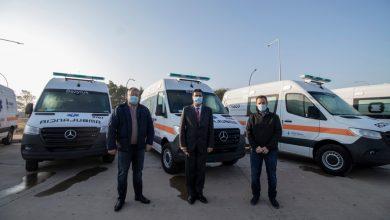 Photo of Fw: Fotos entrega ambulancia