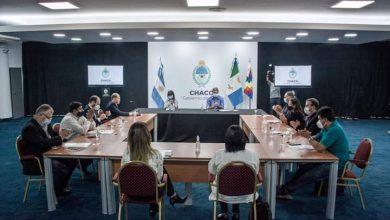 Photo of Fw: EL INTENDENTE SANDER FIRMÓ CON EL GOBERNADOR EL CONVENIO PARA LA CONSTRUCCIÓN DEL REGISTRO CIVIL DE CASTELLI