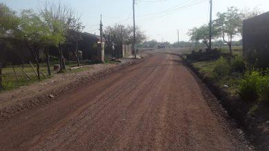 Photo of Fwd: Añatuya: Mas de 20 cuadras enripiadas en el barrio Las Malvinas