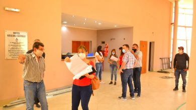 Photo of Fw: AVANZAN LAS REFACCIONES EN EL COMPLEJO GUALOK EL IMPENETRABLE