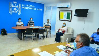 Photo of Fw: EL COMITÉ DE EMERGENCIA SANITARIA DE CASTELLI SE REUNIÓ CON ORGANIZADORES Y PRESTADORES DE SERVICIOS DE EVENTOS