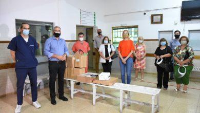 Photo of Fwd: ENTREGA DE EQUIPO SELLADOR PARA EL SERVICIO DE HEMOTERAPIA DEL HOSPITAL DE RAFAELA