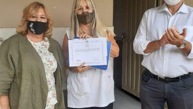 Photo of Fwd: El Gobierno Provincial entregó más de 4 millones para obras en establecimientos educativos de la ciudad de Frontera