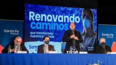 Photo of Fwd: LA PROVINCIA ADJUDICÓ LA REPAVIMENTACIÓN DE LA RUTA N° 13