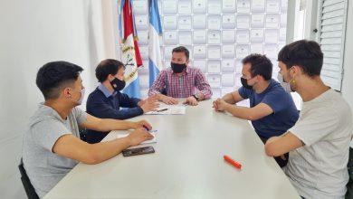 Photo of Fwd: VISITA DEL COORDINADOR DE PARTICIPACIÓN ESTUDIANTIL LUCAS GONZÁLEZ AL DEPARTAMENTO CASTELLANOS